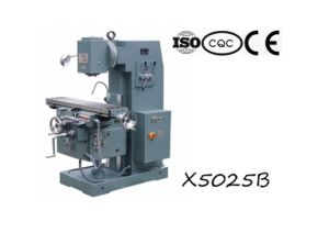 X5025b Vertical Knee-Type Milling Machine pictures & photos