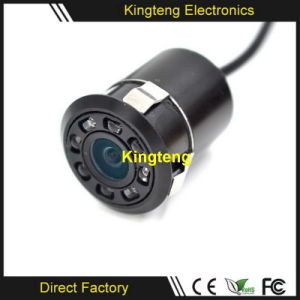 18 5mm Mini Small Hidden IR LED Reverse Car Camera Non Mirror Inside  Parking Car Camera