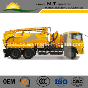 10, 000L Sewer Cleaning Truck, Vacuum Sewage Suction Truck, Sludge Truck for Sale