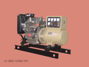 Open Type 50kw/80kVA Generator Set pictures & photos