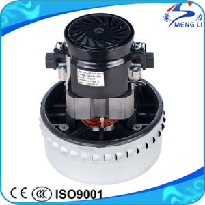 China Manufacturer 400~1600W Two Stage Wet Dry Bypass Vacuum Cleaner Motor (MLGS-02SA) pictures & photos