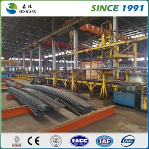Multy Storey Prefabricated Steel Structure Building for Workshop Warehouse pictures & photos