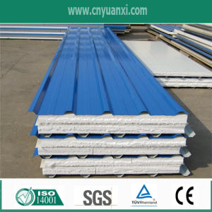 EPS Sandwich Panel for Roof Insulation