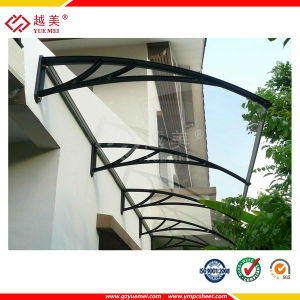 Polycarbonate Door / Window Canopy, Awning, Covering pictures & photos