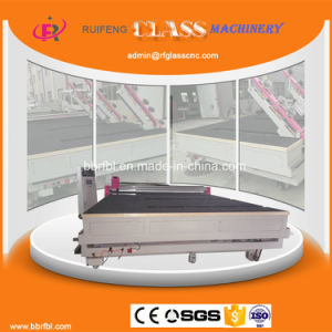 Ce Certificate Multi Functions Automatic CNC Glass Cutting Machinery for Shapes pictures & photos