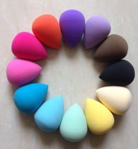 Latex-Free Beauty Blender Makeup Sponge Cosmetic Puff Non-Latex Makeup Tools Beauty Blender