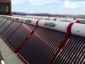 High Quality Solar Water Heater (SUNRISE 16 TUBES)