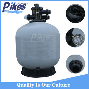 Fiber Glass Plastic Top-Mount Pool Sand Filter for on Ground Pools pictures & photos