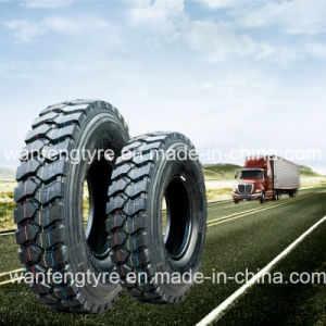 Radial Driving Tyre (10.00r20, 11.00r20, 12.00r20) , Open Shoulder Tires