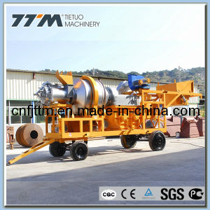 10TPH Mobile Asphalt Batching Mixing Machine (QLB-10) pictures & photos