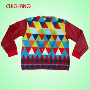 Custom Sublimation Cheap Men′s Sweater