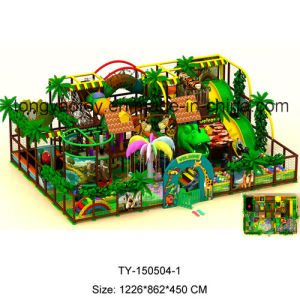 Entertainment Indoor Playground Equipment for Sale pictures & photos