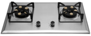 Gas Stove with 2 Burners (QW-SZ8022-2)