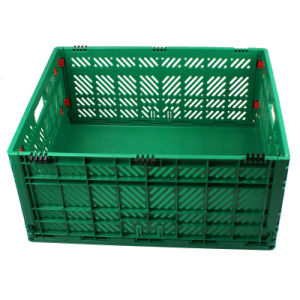Plastic Collapsible Colorful Storage Tool Box Basket Cheap Tool Kit pictures & photos