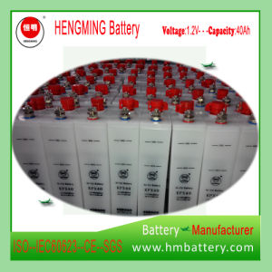 Nickel Cadmium Sintered Type Battery for Engine Starting pictures & photos