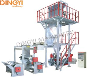Single Layer Film Blowing Machine pictures & photos