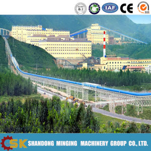 Iron and Steel Plant Belt Conveyor