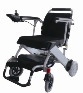 Electric Wheelchair Power Wheelchair (HBLD3-A) pictures & photos