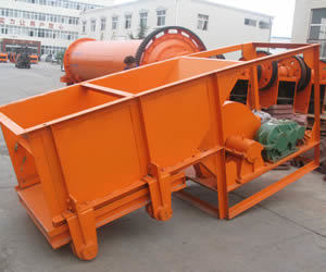 High Efficiency Chute Feeder for Ore Feeding pictures & photos