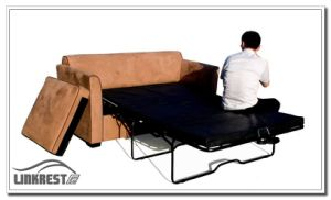 6cm 3 Fold Sofa Bed Actions