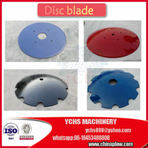 Disc Plow and Harrow Blade Farm Machinery Parts pictures & photos