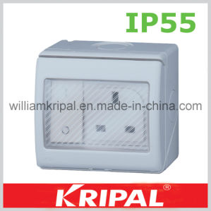 13A 250V Waterproof Switched Socket pictures & photos