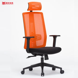 Modern Design Commercial Leisure Ergonomic Mesh Office Chair pictures & photos