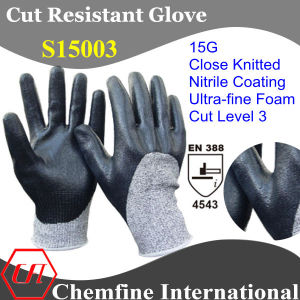Cut Resistant Knitted Glove pictures & photos