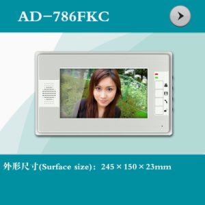 Video Door Phone Shell (AD-786FKC)