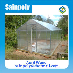 Outstanding Small Polycarbonate Garden Greenhouse For Family Home Interior And Landscaping Ologienasavecom