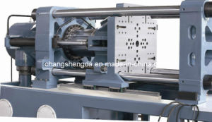 High Capacity Outside Cooling Injection Molding Machine (CSD-PET-OP Series) pictures & photos