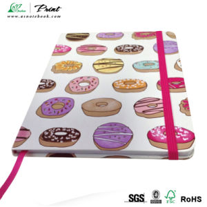 Hardcover Notebook Paper Notebook