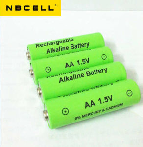 Rechargeable Alkaline Batteries >> China Hotsale1 5v Rechargeable Alkaline Battery Aa Lr6