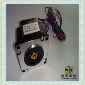 High Quality 2 Phase Stepper Motor with Braking System