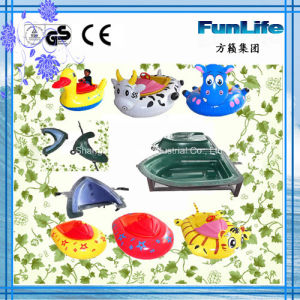 Electric Bumper Boat for Children Steel Mould with PVC China
