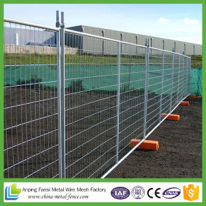 Australian Standard 2.1X2.4m Temporary Fence for Road Construction