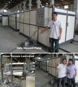 Glass EVA Laminated Machine pictures & photos