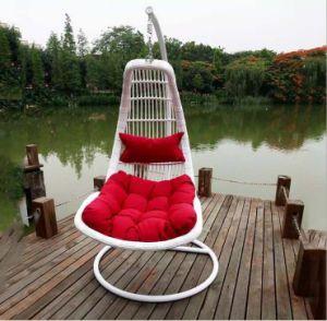 New Outdoor Swing, Rattan Furniture, Rattan Basket Rattan Hanging Swing  Chair D032