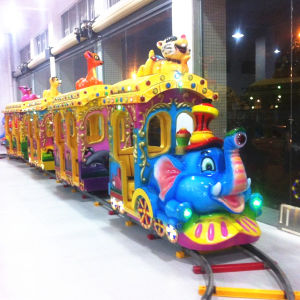 Daycare Center Kiddie Rides Toddler Train Sets for Sale