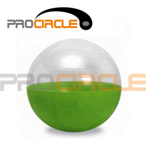 Fitness Two Color PVC High Quality Yoga Balance Ball (PC-YB2001-2004) pictures & photos