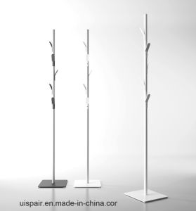 Uispair Decorative Tree Shaped-Type 100% Steel Hat and Coat Stand Coat Rack