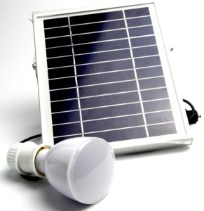 Solar Energy Saving Rechargeable Home Light Hand Lamp From ISO9001 Factory pictures & photos
