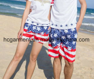 Couples Clothing Board Shorts for Lovers, Sweethearts Shorts,