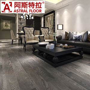 12mm Crystal Surfaced HDF Laminate Flooring pictures & photos