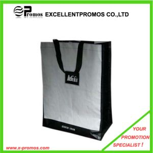 Personalized Logo Promotional PP Woven Shopping Bag (EP-B2009) pictures & photos