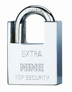 40mm Square Type Wraped Blade Iron Padlock (9009040) pictures & photos