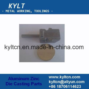 Zinc/Zamak Metal Alloy Die Casting Injection Machinery Parts