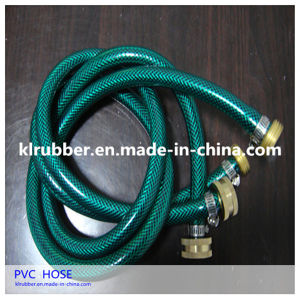 Hot Selling PVC Garden Hose with Copper Joint pictures & photos