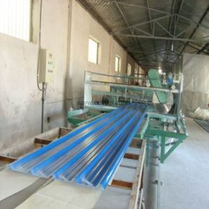 Hot Sales Automatic FRP Roof Sheet Pultrusion Machine