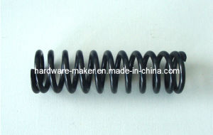 Heavy Duty Compression Coil Spring Used on The Mining Industry